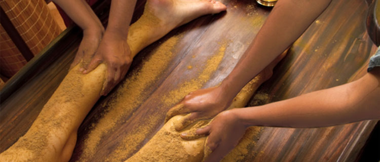 Ayurvedic Massage Therapy in Lucknow